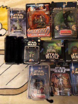 MegaPack 11 Figuras Star Wars Nuevas