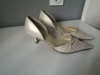 Zapatos mujer de novia