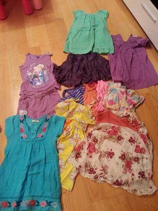 Ropa verano 5_6 años niña