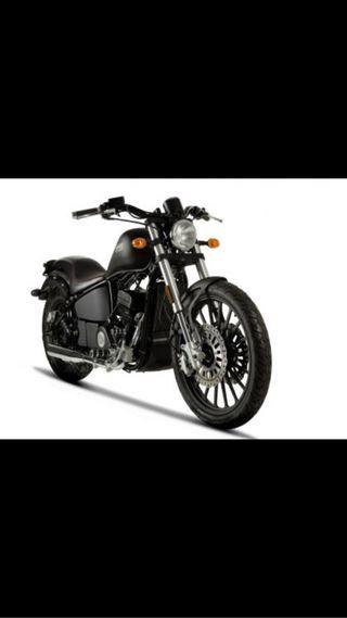 moto leonart daytona 125 de segunda mano por en barrio del progreso en wallapop. Black Bedroom Furniture Sets. Home Design Ideas