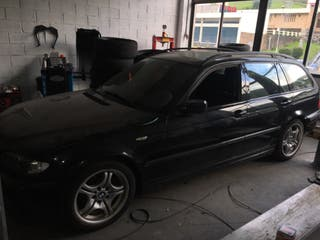 despiece 320d touring 150 e46