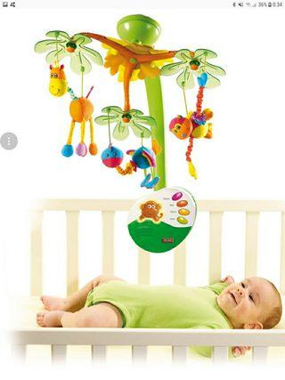 movil cuna bebes