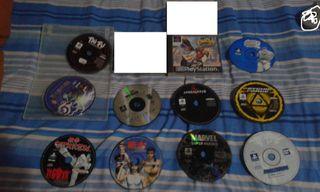 juegos ps1 originales.