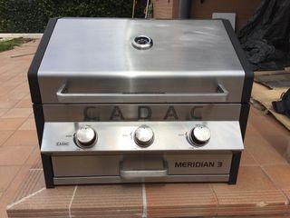 Barbacoa Gas Cadac Meridian 3 Inox