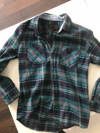 Camisa niño Zara