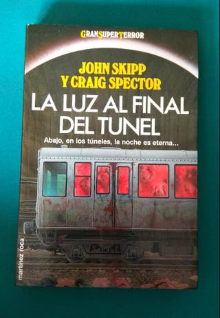 """Libro """"LA LUZ AL FINAL DEL TÚNEL"""""""