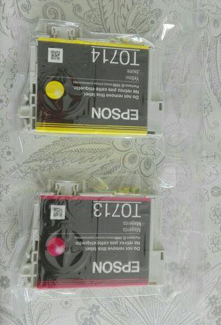 Cartucho de tinta impresora Epson