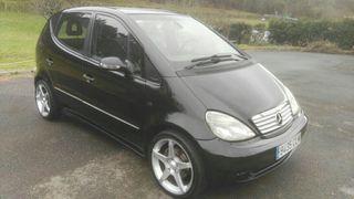 mercedes-benz AMG Clase A 2003