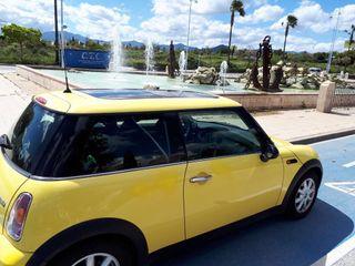 Mini Cooper 1.6 gasolina, 2005, 54.000 km