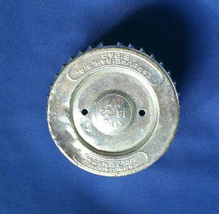Filtro aire bultaco mercurio original de la epoca