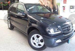 jeep ml 270 cdi 2002