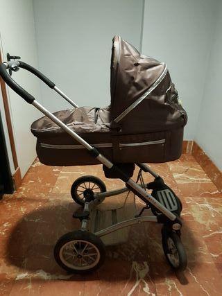 Carrito bebe marca Mutsy 4 Rider (4 piezas)