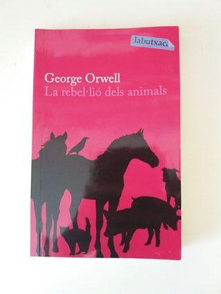 Geore Orwell - La rebelió dels animals