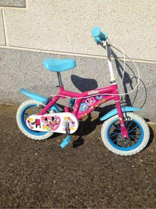 Bicicleta Minnie