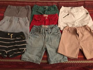 Pantalones niño verano 2-3