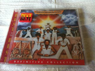 Earth,Wind & Fire Definitive Collection Cd