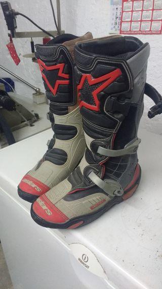botas quad