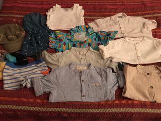 Lote ropa niño verano t.2-3