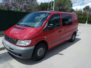 Mercedes-benz Vito w638 112cdi