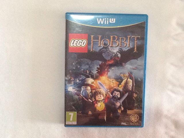Juego Wii U Lego El Hobbit De Segunda Mano Por 12 En Olesa De