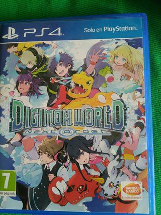 digimon world next order. ps4
