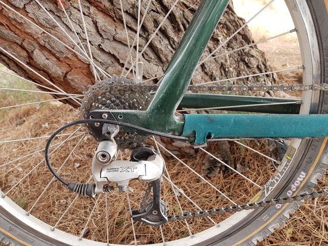 Bicicleta btt cannondale