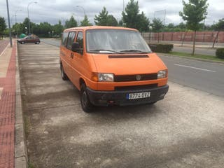 Volkswagen transporter t4 2.4D