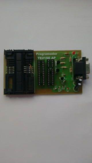 Programador de tarjetas TE21 SE