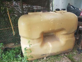 deposito de gasoil de plastico capacidad 1.000 lit