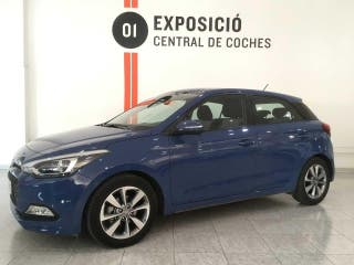 Hyundai i20 1.4 MPI 100cv Tecno Clima/Cruise/Bluetooth/