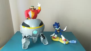 Sonic y Dr. Hegman