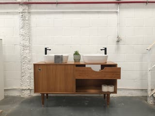 ... Mueble Baño Vintage