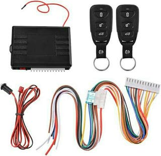 Car Keyless Entry Central Locking System Remote En