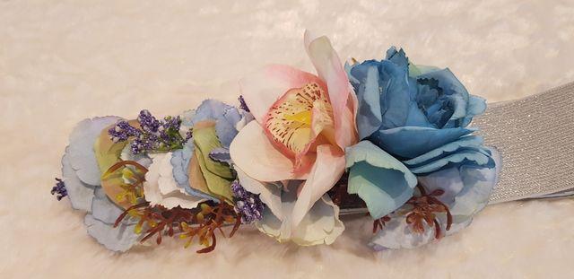 Cinturón de flores para vestido de fiesta o boda de segunda mano por ... 024050468673