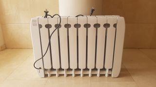 Calefactores eléctrico