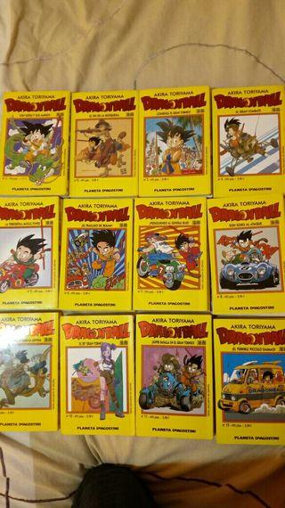 Dragon ball comic manga completa tomos