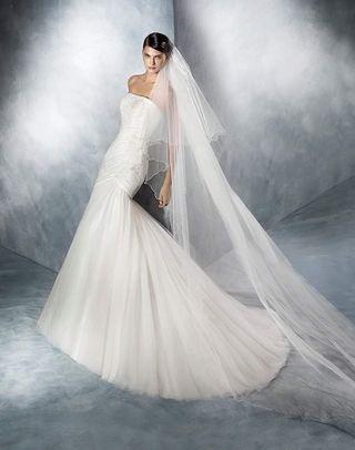 vestido de novia NUEVO white one Talla 42
