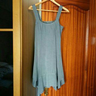 vestido de tirantes marithé francois de girbaud