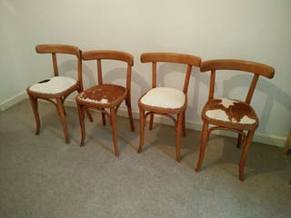 Thonet Chairs original (set of 4 - price per chair