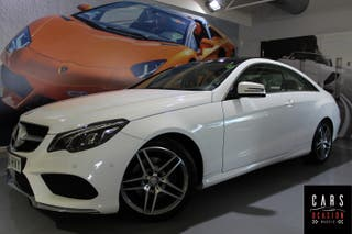 MERCEDES-BENZ Clase E Coupe E 350 BlueTEC 2p