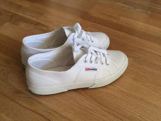 Brand new Superga trainers