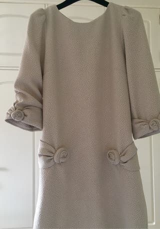 Vestido Hoss Intropia T.36