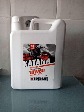 Aceire 10w60 4L IPONE Katana