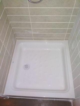 Bidet, lavabo y plato de ducha SIN ESTRENAR