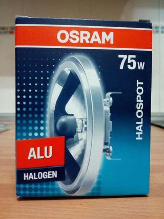 Halógeno OSRAM, bombillas