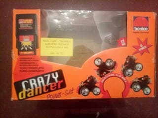 crazy dancer coche radio control