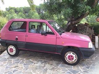 SEAT panda 1994