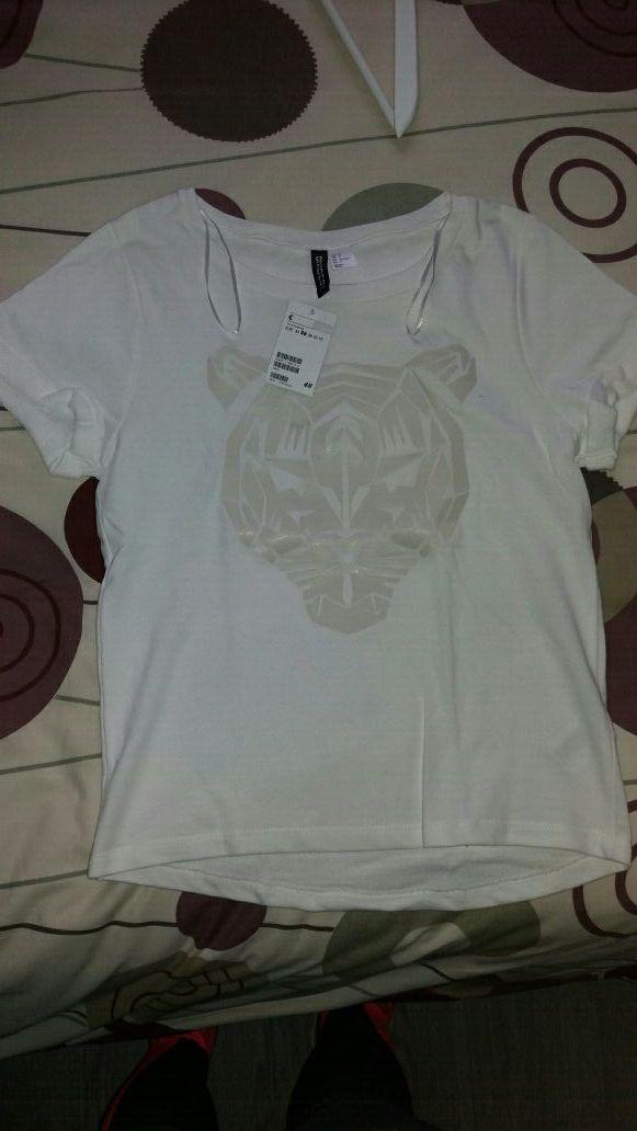 Camiseta Nueva talla 36