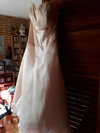 vestido ideal para dama de honor de boda