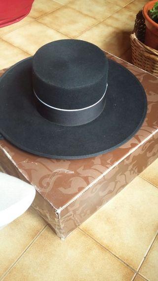 sombrero de montar a caballo
